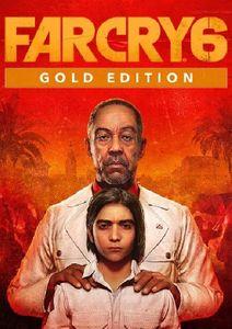Far Cry 6 Gold Edition Xbox One & Xbox Series X|S (EU)