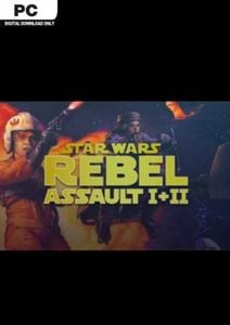 Star Wars : Rebel Assault I + II PC
