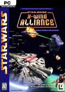 Star Wars : X-Wing Alliance PC