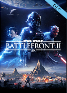 Star Wars Battlefront II 2 PC - The Last Jedi Heroes DLC