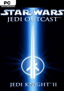 STAR WARS Jedi Knight II  Jedi Outcast PC