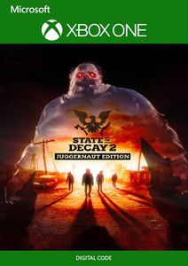 State of Decay 2 - Juggernaut Edition Xbox One