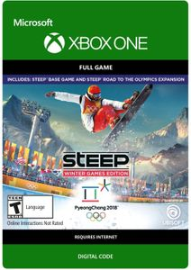 Steep - Winter Games Edition Xbox One