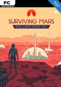 Surviving Mars Stellaris Dome Set PC DLC