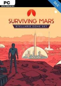 Surviving Mars Stellaris Dome Set PC DLC