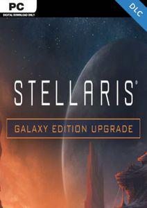 Stellaris: Galaxy Edition Upgrade Pack PC