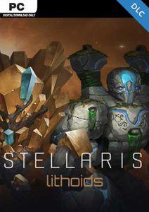 Stellaris: Lithoids Species Pack PC - DLC
