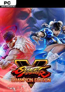 Street Fighter V - Champion Edition PC (WW)
