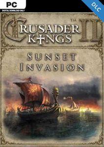 Crusader Kings II: Sunset Invasion PC - DLC