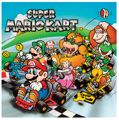Super Mario Kart 3DS - Game Code (ENG)