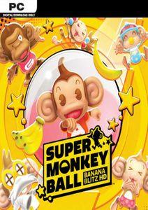 Super Monkey Ball: Banana Blitz PC (EU)