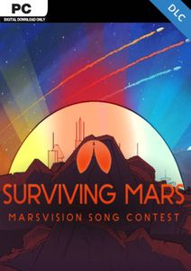 Surviving Mars: Marsvision Song Contest PC DLC