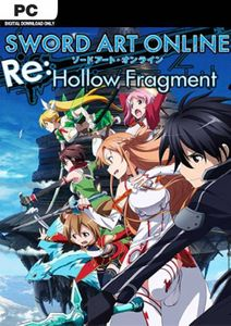 Sword Art Online Re: Hollow Fragment PC
