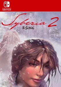 Syberia 2 Switch (EU)