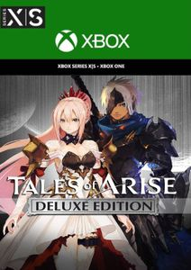 Tales of Arise Deluxe Edition Xbox One & Xbox Series X|S (UK)