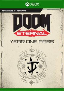 DOOM Eternal - Year One Pass Xbox One (UK)