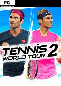 Tennis World Tour 2 PC
