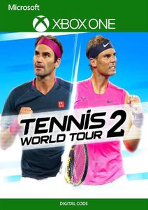 Tennis World Tour 2 Xbox One (UK)