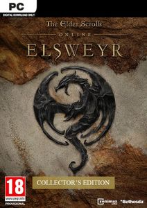 The Elder Scrolls Online - Elsweyr Collectors Edition PC