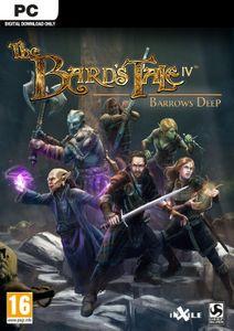 The Bards Tale IV 4 Barrows Deep PC