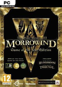 The Elder Scrolls III Morrowind Game of the Year Edition PC