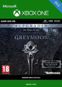 The Elder Scrolls Online: Greymoor Upgrade Xbox One