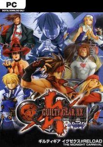Guilty Gear X2 # Reload PC (EN)