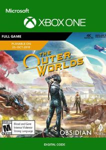 The Outer Worlds Xbox One (UK)