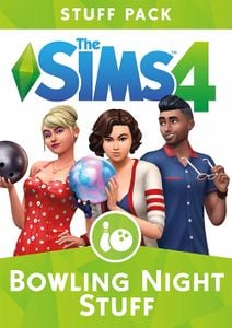 The Sims 4 - Bowling Night Stuff PC