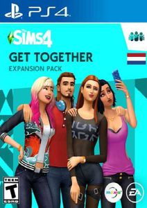The Sims 4 - Get Together Expansion Pack PS4 (Netherlands)