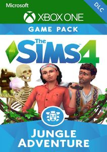 The Sims 4 - Jungle Adventure Xbox One (UK)
