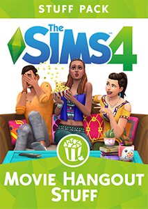 The Sims 4 - Movie Hangout Stuff PC