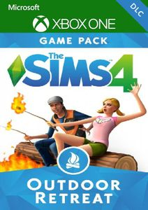The Sims 4 - Outdoor Retreat Xbox One (UK)