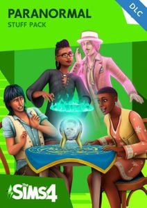 The Sims 4: Paranormal Stuff Pack PC