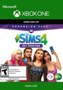 The Sims 4 Get Together Xbox One (UK)