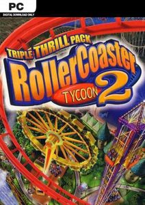 RollerCoaster Tycoon 2: Triple Thrill Pack PC