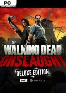 The Walking Dead Onslaught Deluxe Edition PC