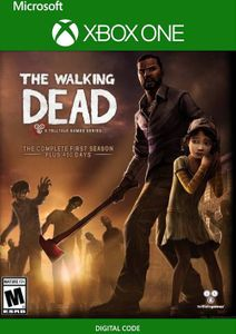 The Walking Dead: The Complete First Season Xbox One (UK)