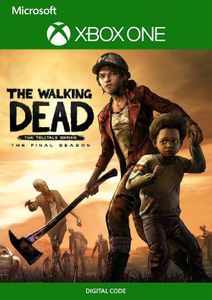 The Walking Dead: The Final Season - The Complete Season Xbox One (UK)