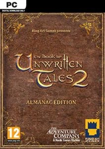 The Book of Unwritten Tales 2 Almanac Edition PC