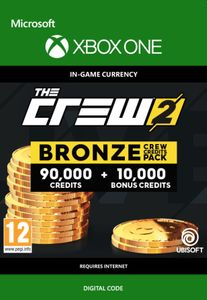 The Crew 2 Bronze Crew Credits Pack Xbox One