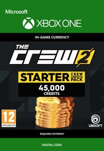 The Crew 2 Starter Crew Credits Pack Xbox One