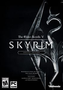The Elder Scrolls V 5 Skyrim Special Edition PC