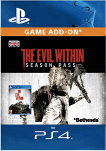The Evil Within Season Pass PS4