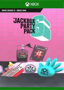 The Jackbox Party Pack 6 Xbox One (UK)