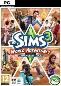 The Sims 3: World Adventures - Expansion Pack (PC/Mac)