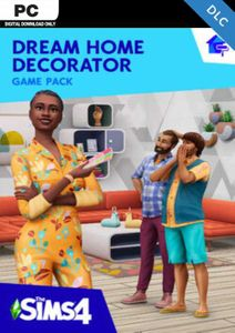 The Sims 4 - Dream Home Decorator Pack PC - DLC