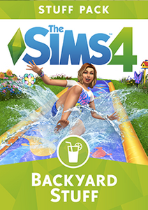 The Sims 4 - Backyard Stuff PC