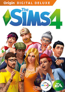 The Sims 4 - Deluxe Edition PC (RU, PL, CZ)