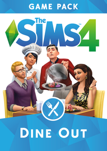 The Sims 4 Dine Out Expansion PC